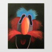 floyd Canvas Prints featuring Floyd by JCarchidi