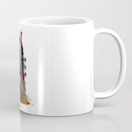 tuba art #tuba #music Coffee Mug