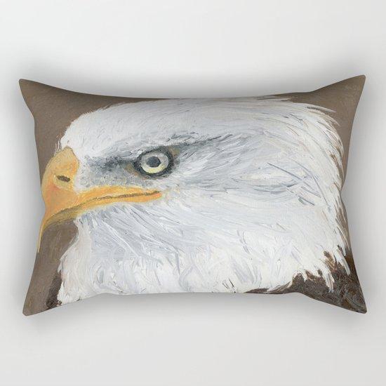 Eagle by MacGregor Rectangular Pillow
