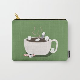 Marshmallow Hot Tub Carry-All Pouch