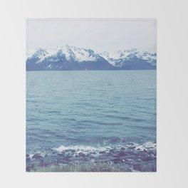 Oceanside Throw Blanket