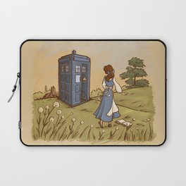 Adventure in the Great Wide Somewhere Laptop Sleeve