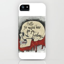 Everlong iPhone Case