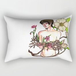 Belladonna Dreams: Deadwood Rectangular Pillow