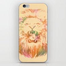 Revenge colour version iPhone & iPod Skin