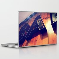 bar Laptop & iPad Skins featuring BAR by Caitlin Victoria Parker