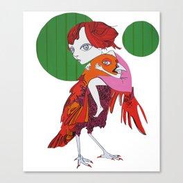Irma Canvas Print