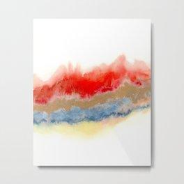 Minimal Expressions 02 Metal Print