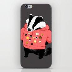Badgest iPhone & iPod Skin