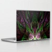 crown Laptop & iPad Skins featuring Crown by TenelArt