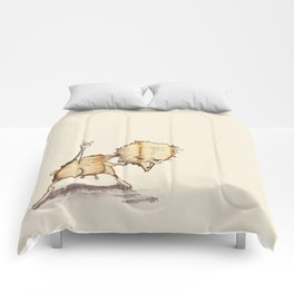 #coffeemonsters 503 Comforters