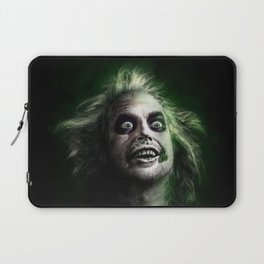Betelgeuse portrait, pencil draw and digital coloring Laptop Sleeve