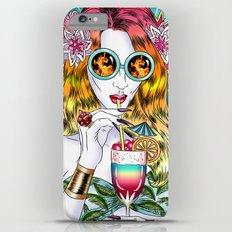 Beach Frenzy Slim Case iPhone 6s Plus