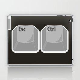 Escape Control Laptop & iPad Skin