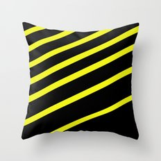 Simple Shapes Series Throw Pillow