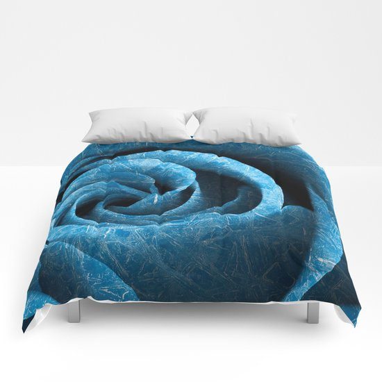Arctic Rose Comforters