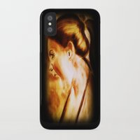 scream iPhone & iPod Cases featuring scream by Gaetano Pergamo Art & Design