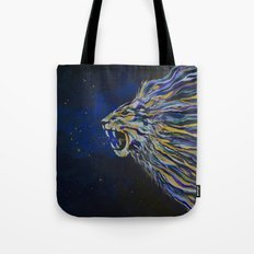 In The Beginning #2 Tote Bag