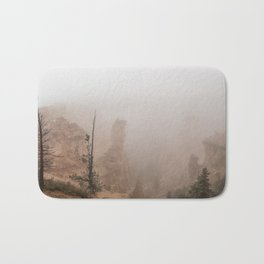 Bryce Canyon Obscured Bath Mat