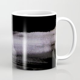 Dark shadow abstract painting Coffee Mug