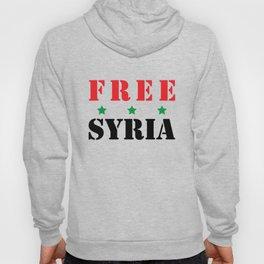 FREE SYRIA Hoody