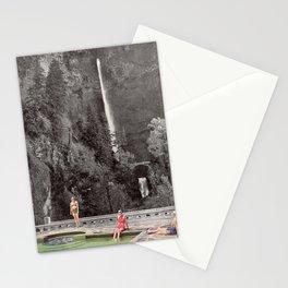 Multnomah Pool Stationery Cards