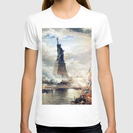 Statue of Liberty Unveiling T-shirt