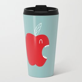 Who's biting who? Travel Mug