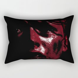 Leeloo Red - Fifth Element Rectangular Pillow