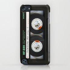 cassette classic mix Slim Case iPod touch
