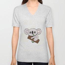 Raise Awareness And Save Australia So Wear This T-shirt Design Australia Strong Bushfire Be Strong Unisex V-Neck