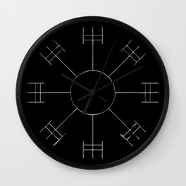 Dream Stave Wall Clock