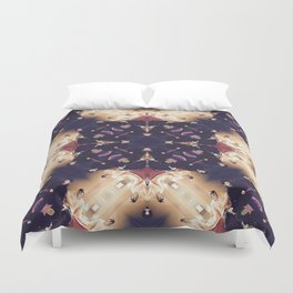 The Velvet King Duvet Cover