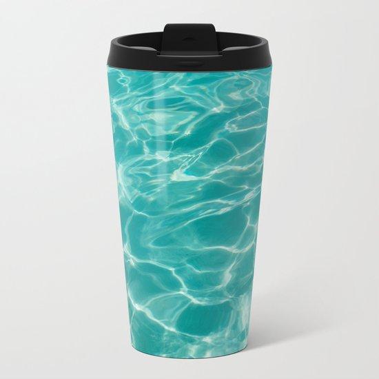 Cabo Water II Metal Travel Mug