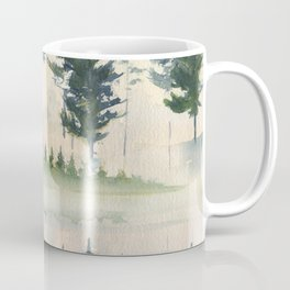 Morning Fog 2 Coffee Mug