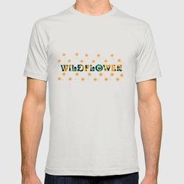 Tom Petty Wildflower T-shirt