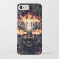 diablo iPhone & iPod Cases featuring Diablo by dracorubio