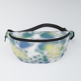 Impression of glimpses of light Fanny Pack