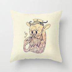 Hello Sailor!! Throw Pillow