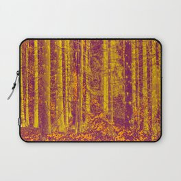 In the middle of the forest #decor #society6 Laptop Sleeve