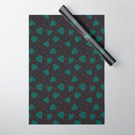 Monstera Pattern Wrapping Paper