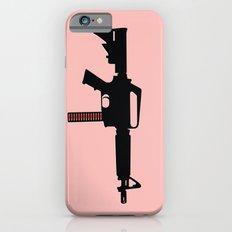 Art not War - Pink iPhone 6s Slim Case