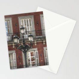 Ancient Madrid #3 Stationery Cards