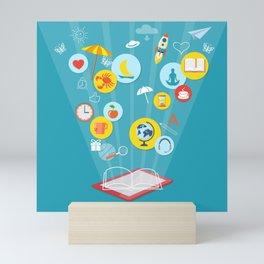 computer technology Mini Art Print