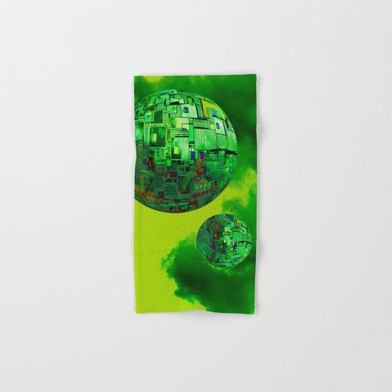 Nano-Universe  10-07-16 Hand & Bath Towel