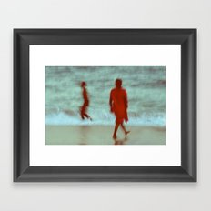 Where Souls Meet Framed Art Print