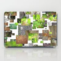 eternal sunshine of the spotless mind iPad Cases featuring The Mind Seeks Someone Eternal  by David Nuh Omar