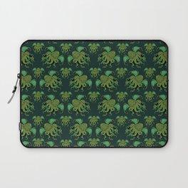Cthulhu Pattern Laptop Sleeve