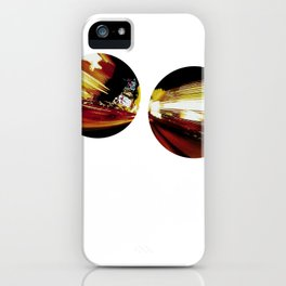 Bat Country (Fear and Loathing in Las Vegas) iPhone Case