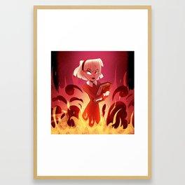 Sabrina Framed Art Print